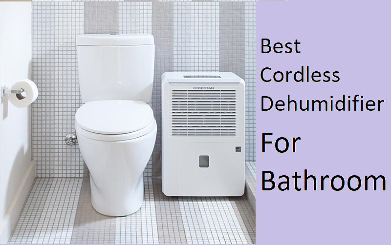 5 Best Cordless Dehumidifiers For Bathroom And Buying Guide